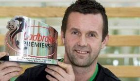 Ronny Deila is Premiership Manager of the Month for January
