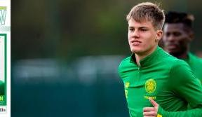Young Norwegian Celt, Leo Hjelde, is loving life at Paradise