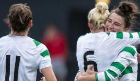 Celtic Women maintain winning run with another league victory