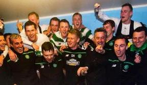 Tommy McIntyre's delight for invincible young Celts