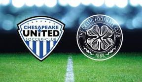 Chesapeake United join forces with Celtic Soccer Academy