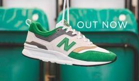 Limited edition 997h trainers on sale now