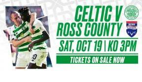 Back the Bhoys at Paradise