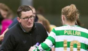 Hoops Ghirls to the Fore as they progress to League Cup final