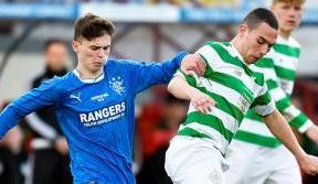 Ten-man Celts fall short of fifth successive Glasgow Cup