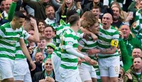 Celtic's Scottish Cup final team news