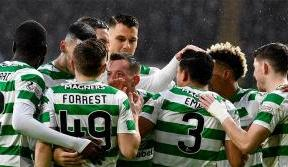 Five-star Celts sink Kilmarnock to go top of the Premiership table