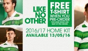 FREE t-shirt with pre-orders of fantastic new Hoops kit