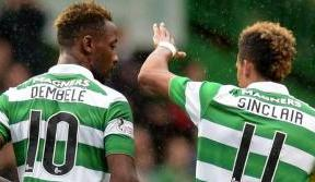 Six of the best for Sinclair and sensational Celts