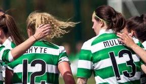 Celtic Women fight for full points in last home game