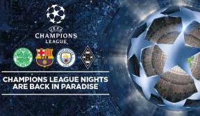 UCL packages on sale to season ticket holders from this Saturday