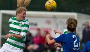 Celtic women draw a blank in tied derby clash