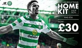 Make some great savings with Celtic