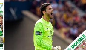 Craig Gordon: Double Treble glory will live long in the memory