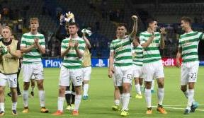 Celts seal Champions League group stage spot