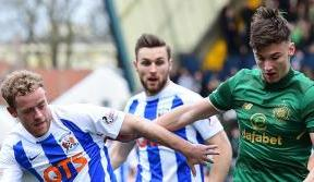 Disappointment for Celts at Rugby Park