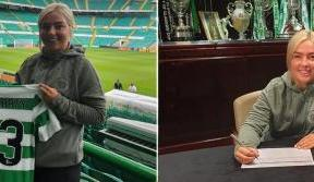 Cara McBrearty delighted at being able to return to Celtic