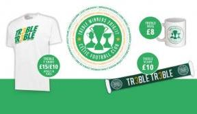 The treble celebrations continue in-store and online