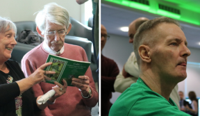 Celtic FC Foundation supports World Alzheimer's Day
