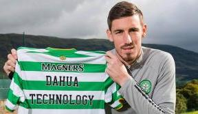 Celtic sign sponsorship deal with Dahua Technology
