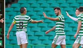 Scott Brown leads the way in this week's Celtic View