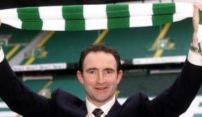 It was 20 years ago today... Martin O'Neill arrives at Paradise
