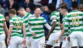 Derby delight for dominant Celts at Hampden