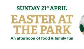 Celebrate Easter Sunday at Paradise this year
