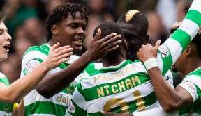 Ntcham fires Celts to victory and extends unbeaten run to 59 games