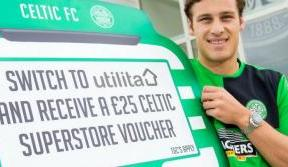 Win the chance to be a Celtic mascot with Utilita