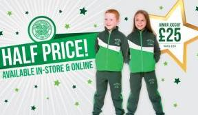 Great offers when you shop with Celtic