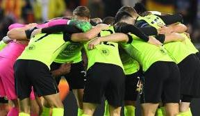 Courageous performance in Spain as the Bhoys bow out of Europe