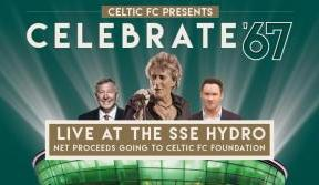 Celebrate '67 - stars gather to celebrate Celtic's historic victory