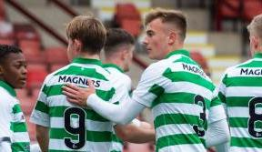 Harper fires Celtic to victory in Reserve Cup clash with Dunfermline