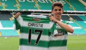 Delight as Ryan Christie joins Celtic