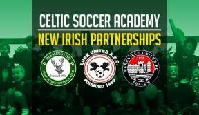 Celtic Soccer Academy partnerships grow in Ireland