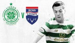 Celtic v Ross County: Buy tickets online and print at home
