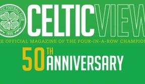 Special event to celebrate Celtic View's 50th birthday