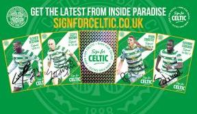 Your 'Sign for Celtic' guide
