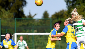 Craig at the double as Hoops sink Saints in Scottish Cup