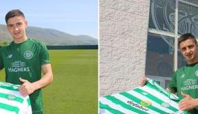 Marian Shved: It's great to finally be here at Celtic