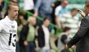 Griffiths: My goal was for young Kieran