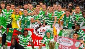 Neil Lennon: Trophy day performance was befitting of champions