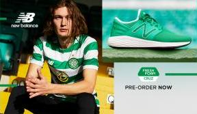Celtic x NB Cruz – green & white available to pre-order now