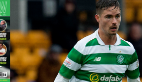 Lustig looking forward to Accies clash in Paradise