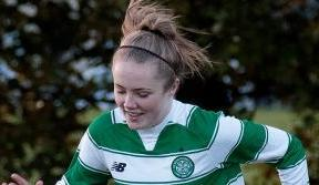 Girls' Academy players in Portugal for Scotland Under-16s