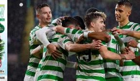 This week's Celtic View is a Christmas cracker