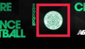Global sports giant New Balance to be Celtic's official kit supplier