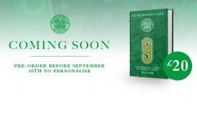 One week to go to personalise The Official Story Of Nine In A Row