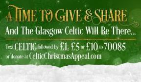 Leigh Griffiths visits Christmas Appeal beneficiary Loaves and Fishes